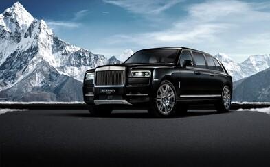 Môže byť najluxusnejšie SUV planéty ešte luxusnejšie? Za 1,8 milióna € áno