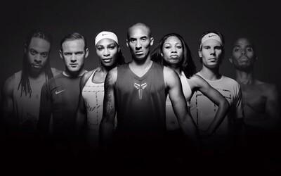 Môže sa Nike pochváliť reklamou s najväčším počtom športovcov? Objav, akí rýchli sú Nadal, Rooney či Bryant