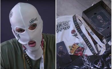 Můžeš mít tetování na tváři jako Sergei Barracuda