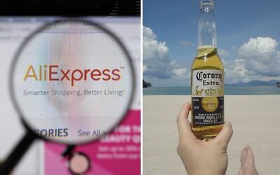 Môžeš sa čínskym koronavírusom nakaziť vďaka zásielke z Aliexpresu alebo pivu Corona Extra? Internetom sa šíria aj konšpirácie