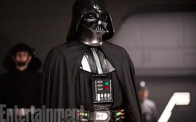Mrazivé ukážky z Rogue One a detailný pohľad na Vadera. Prvý Star Wars spin-off film ašpiruje na sci-fi roka