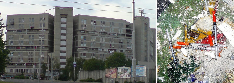 Mrazivé výpovede ľudí priamo z bratislavského Pentagonu. Streľba, pôrod pod stromom a všadeprítomní narkomani sú na dennom poriadku
