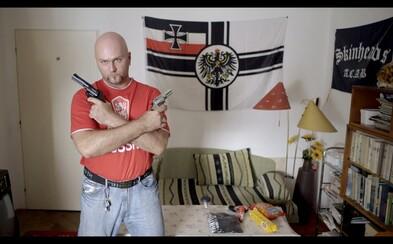 Mrazivý portrét neonacisty vás může pobavit nebo rozrušit. Rozhodně vás však nenechá chladnými (Recenze)