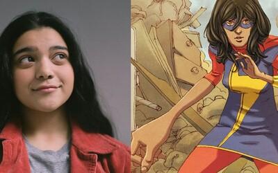 Ms. Marvel stvárni nová herecká tvár. Hrdinka bude jednou z najdôležitejších v 4. fáze MCU a taktiež prvou moslimkou v Marvel