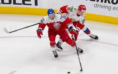MS v hokeji 2021: Toto je program zápasů českého národního týmu a sestava proti Rusku