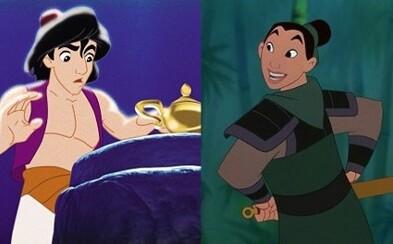 Mulan bez pesničiek a Aladin v réžii Guya Ritchieho? Disney prezráda ďalšie detaily ohľadom nových verzií svojich rozprávok