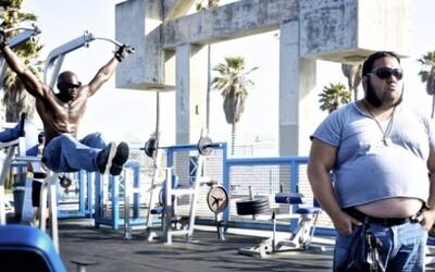 Muscle Beach: Cvičenie pod holým nebom v slnečnej Kalifornii