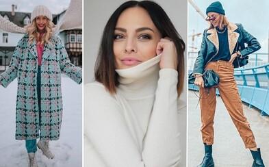 Must have kúsky tejto zimy. Toto obľubujú slovenské módne blogerky