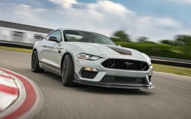 Mustang ako najúspešnejšie športové auto prichádza v slávnom podaní Mach 1