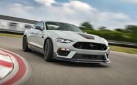 Mustang jako nejúspěšnější sportovní auto přichází v slavném podání Mach 1