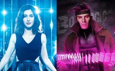 Mutant Gambit v podaní Channinga Tatuma získava pôvabnú hereckú posilu. Jeho prvú lásku totiž stvárni herečka Lizzy Caplan