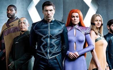 Mutanti Inhumans mieria k našej domovskej planéte v trikmi nabitom traileri dlho očakávaného seriálu zo stajne Marvelu