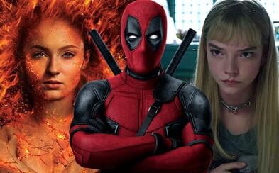 Mutanti od Foxu idú na plný plyn. Od roku 2019 uvidíme v kine až 3 X-Men filmy ročne