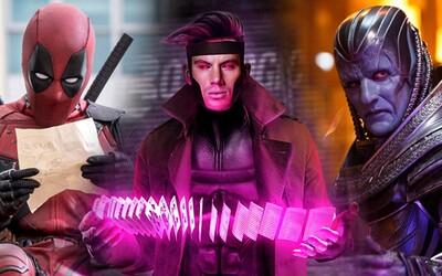 Mutanti z tímu X-Men sa stretnú v spoločnej snímke s Deadpoolom či Gambitom