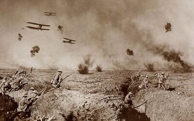 Muž dokonale vystihol atmosféru bojov prvej svetovej vojny ukazujúc utrpenie, strach i bežný život