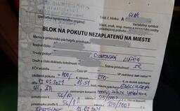 Muž dostal 100 € pokutu za porušenie zákazu vychádzania. Nemá však domov