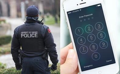 Muž dostal 180 dní za mřížemi, protože policistům odmítl prozradit heslo na iPhone. Soudce rozhodl v jeho neprospěch a udělil mu půl roku