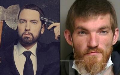 Muž, ktorý sa vlámal k Eminemovi, ho prišiel zabiť. Tvrdí to samotný raper