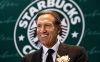 Muž, ktorý zo Starbucks spravil svetový fenomén. Howard Schultz dokázal, že na úspech netreba bohatých rodičov