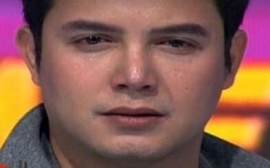 Muž kvůli televizní show vydržel bez mrkání více než hodinu, stanovil tak zřejmě nový světový rekord