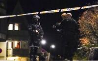 Muž lukom zabil v Nórsku viacero ľudí, ďalších zranil