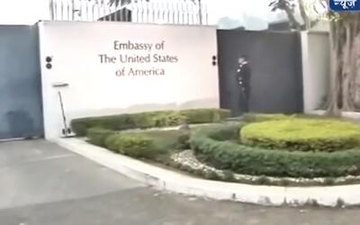 Muž na pôde americkej ambasády znásilnil len 5-ročné dievčatko. Vylákal ju, keď sa hralo na záhrade