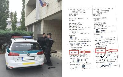 Muž na východě Slovenska nadýchal 6 promile, policisté ho okamžitě zajistili