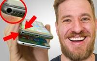 Muž narval 3,5milimetrový jack zpátky do iPhonu 7. Po týdnech dřiny opravdu funguje