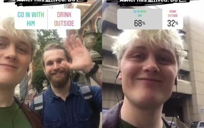 Muž nechal na 1 den své followery na Instagramu rozhodovat o jeho životě. Skončil v cizí zemi, protože nemohl říct ne