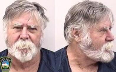Muž podobný Santa Clausovi vylúpil banku a peniaze hádzal do vzduchu. Okoloidúcim prial šťastné a veselé Vianoce