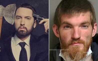 Muž sa údajne vlámal k Eminemovi domov o štvrtej ráno, lebo ho chcel vidieť naživo. Kde bola ochranka?