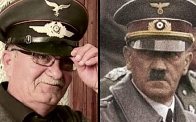 Muž tvrdí, že je vnukom Adolfa Hitlera a chce to dokázať aj testom DNA. Vzorku slín poslal do Ruska, aby ju otestovali na lebke