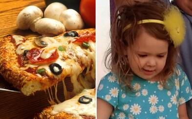 Muž díky objednávce pizzy vyřešil únos děvčátka ze vzdálenosti 8000 kilometrů