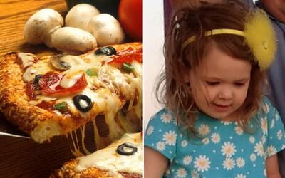 Muž vďaka objednávke pizze vyriešil únos dievčatka zo vzdialenosti 8000 kilometrov