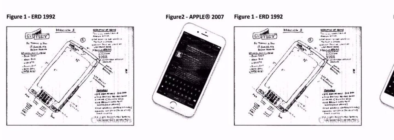 Muž žaluje Apple, pretože vraj už v roku 1992 vymyslel iPhone. Za svoju ujmu žiada asi 10 miliárd dolárov