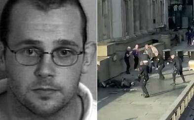 Muže, který pomáhal policistům při teroristickém útoku v Londýně, v ten den pustili z vězení. Zabil ženu