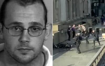 Muža, ktorý pomáhal policajtom pri teroristickom útoku v Londýne, v ten deň pustili z väzenia. Zabil ženu