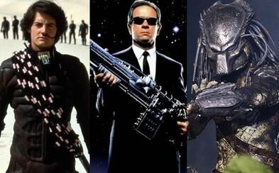 Muži v černém, Predátor či Duna. Jaké ambiciózní sci-fi remaky nás čekají v následujících letech?