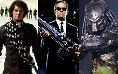 Muži v čiernom, Predátor či Duna. Aké ambiciózne sci-fi remaky nás čakajú v nasledujúcich rokoch?