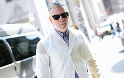Muži v New Yorku nás zase jednou přesvědčí o tom, že skutečně vědí, co se právě nosí