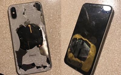 Mužovi mal iPhone X vybuchnúť po aktualizácii na iOS 12.1. Apple zatiaľ len stručne zareagovalo