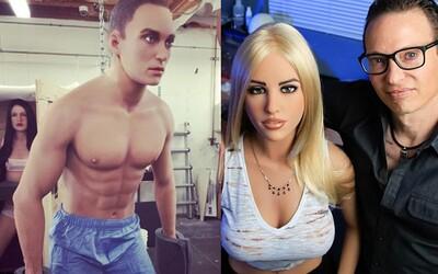Mužské sexuálne roboty s bionickými penismi prídu na trh už tento rok. Aj ženy si budú môcť konečne zadovážiť umelého spoločníka