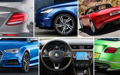 Myslíš si, že máš přehled ve světě aut a považuješ se za zdatného autíčkáře? Otestuj se! (Kvíz)