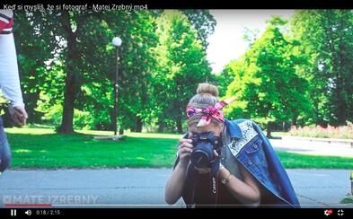 Myslíš si, že si dobrý fotograf a potrebuješ oficiálny profil na všetkých sociálnych sieťach? Matej Zrebný ťa vyvedie z omylu