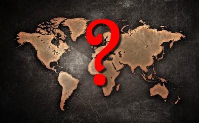 Myslíš, že si skúsený geograf a určovanie krajín máš v malíčku? Preukáž svoje schopnosti (Kvíz)