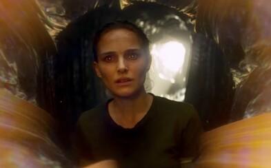 Mysteriózne sci-fi Annihilation ponúkne množstvo temných, znepokojujúcich a strašidelných momentov. Navnaďte sa ďalšou skvelou ukážkou