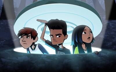Mysteriózny animovaný seriál od Netflixu prináša na obrazovky fantazijný svet plný minotaurov, démonických psov a jazdcov Apokalypsy