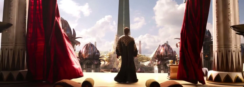 Mytologické fantasy dobrodružstvo s názvom Gods of Egypt sa spolieha najmä na vizuál a veľkolepé súboje