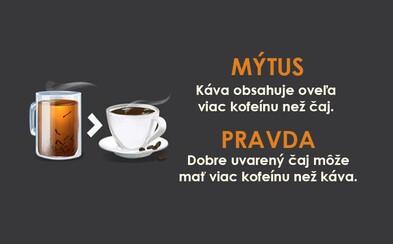 Mýty o známých nápojích, které nemusí být nutně pravdivé. Čemu jsi doteď věřil?