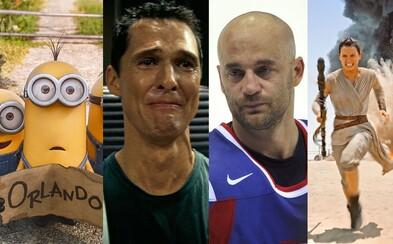 Na aké filmy chodili Slováci do kín v roku 2015 najradšej a ktoré najviac zarobili?